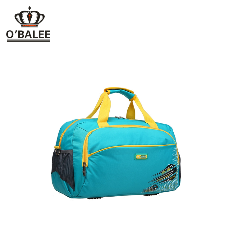 941c8b7705bb China wholesale high quality leisure 20   duffel bag with two mesh pocket